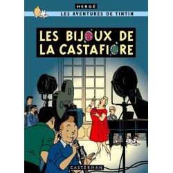Tintin - Tome 21 - Les bijoux de la Castafiore