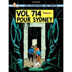 Tintin - Tome 22 - Vol 714 pour Sydney