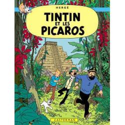 Tintin - Tome 23 - Tintin et les picaros