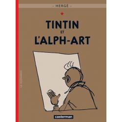Tintin - Tome 24 - Tintin et l'alph-art