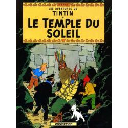 Tintin (Petit Format) - Tome 14 - Le temple du soleil