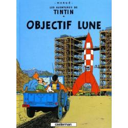 Tintin (Petit Format) - Tome 16 - Objectif Lune