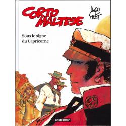 Corto Maltese (2015 - Couleur Format Normal) - Tome 2 - Sous le signe du Capricorne