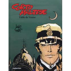 Corto Maltese (2015 - Couleur Format Normal) - Tome 7 - Fable de Venise