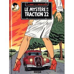 Enquêtes auto de Margot (Les) - Tome 1 - Le mystère de la traction 22