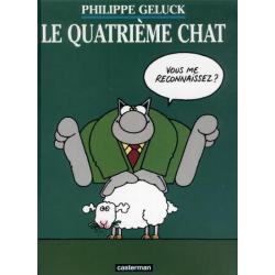 Chat (Le) - Tome 4 - Le Quatrième Chat