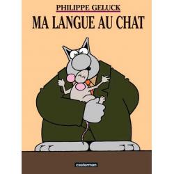 Chat (Le) - Tome 6 - Ma Langue au Chat