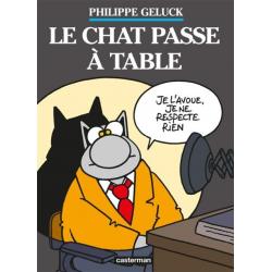 Chat (Le) - Tome 19 - Le Chat passe à table