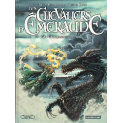 Chevaliers d'Émeraude (Les) - Tome 3 - L'Imposteur