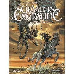 Chevaliers d'Émeraude (Les) - Tome 5 - La Première Invasion