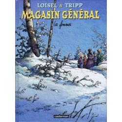 Magasin général - Tome 8 - Les femmes