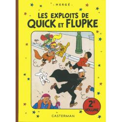 Quick et flupke (les exploits de) (intégrale) - Tome 2 - 2e volume