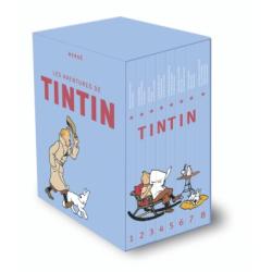 Tintin - Coffret tout Tintin