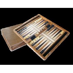 Backgammon Pliable 35cm Pallissandre