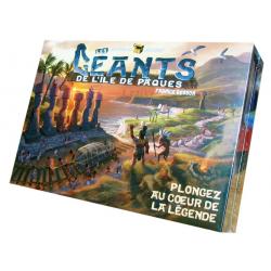GEANTS DE L'ILE DE PAQUES
