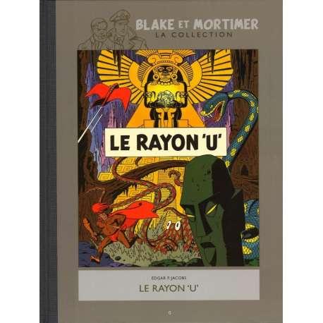"Blake et Mortimer - La collection (Hachette) - Le rayon U"""""