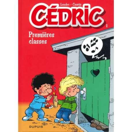 Cédric - Tome 1 - Premières classes