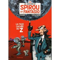 Spirou et Fantasio - Tome 52 - La face cachée du Z