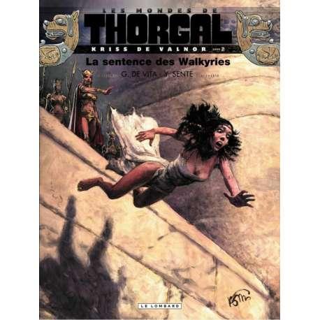 Thorgal (Les mondes de) - Kriss de Valnor - Tome 2 - La sentence des Walkyries