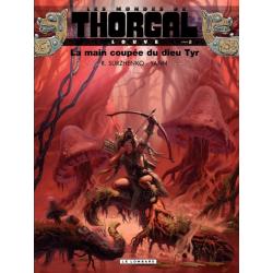 Thorgal (Les mondes de) - Louve - Tome 2 - La main coupée du dieu Tyr