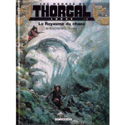 Thorgal (Les mondes de) - Louve - Tome 3 - Le Royaume du chaos