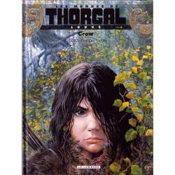 Thorgal (Les mondes de) - Louve - Tome 4 - Crow