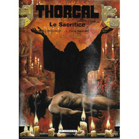 Thorgal - Tome 29 - Le Sacrifice