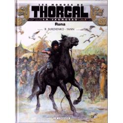 Thorgal (Les mondes de) - La Jeunesse de Thorgal - Tome 3 - Runa