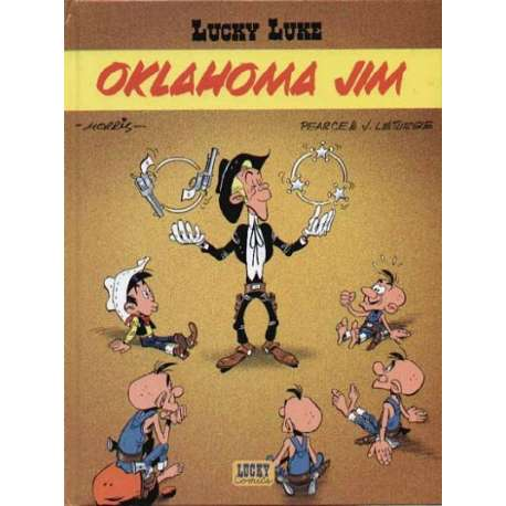 Kid Lucky - Tome 2 - Oklahoma Jim