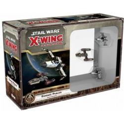 SW X-Wing : Ennemis Publics