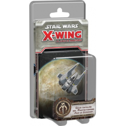 SW X-Wing : Chasseur Stellaire du Protectorat