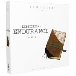T.I.M.E Stories : Expedition Endurance