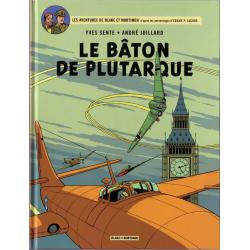 Blake et Mortimer - Tome 23 - Le Bâton de Plutarque