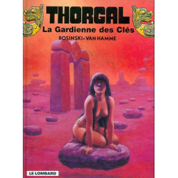 Thorgal - Tome 17 - La gardienne des clés