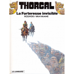 Thorgal - Tome 19 - La forteresse invisible