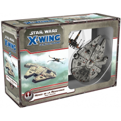 SW X-Wing : Héros de la Résistance