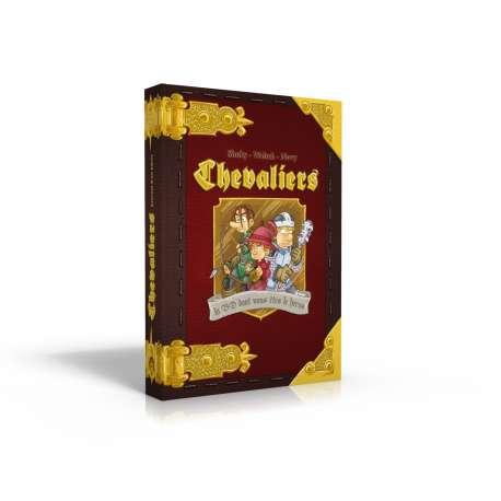 Chevaliers Livre 1 - Journal d'un héros