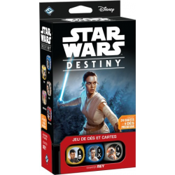Star Wars Destiny : Starter Rey