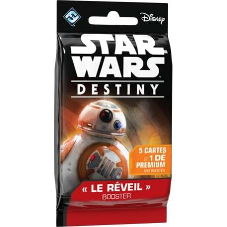 Star Wars Destiny : Booster Pack Le Réveil