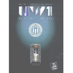 Universal War One - Coffret Soleil 20 ans avec une figurine : Universal War One