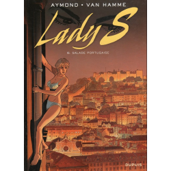 Lady S. - Tome 6 - Salade portugaise