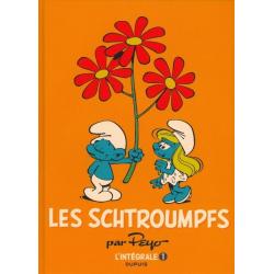 Schtroumpfs (Les) - L'Intégrale - Tome 1 - 1958 - 1966