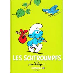 Schtroumpfs (Les) - L'Intégrale - Tome 2 - 1967 - 1969