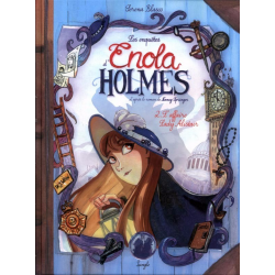 Enquêtes d'Enola Holmes (Les) - Tome 2 - L'affaire Lady Alistair