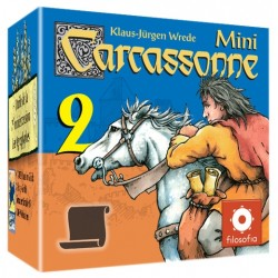 Carcassonne : Mini extension N°2 Les Messagers