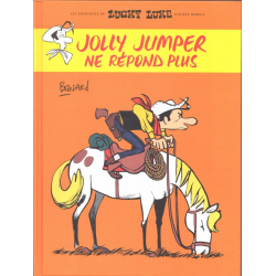 Lucky Luke (vu par...) - Tome 2 - Jolly Jumper ne répond plus