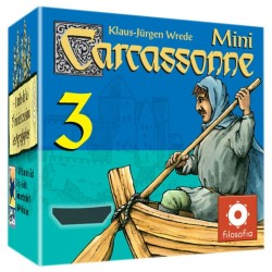 Carcassonne : Mini extension N°3 Les Ferrys