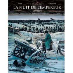 Nuit de l'Empereur (La) - Tome 2 - Les Aigles sous la neige