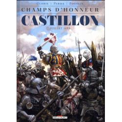 Champs d'honneur - Tome 2 - Castillon - Juillet 1453