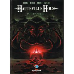 Hauteville House - Tome 14 - Le 37e parallèle